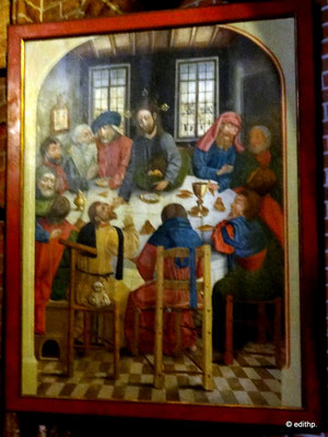 Altarbild Abendmahl