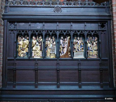 Altartafel aus dem Heiligenthaler Altar