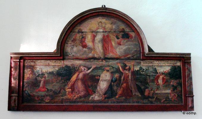 St. Johannis, im Innenraum