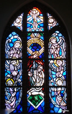 Kirchenfenster von St. Johannis