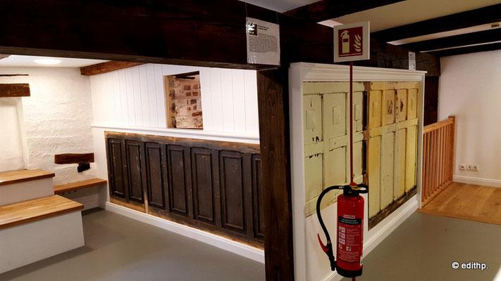 Renovierung des Pfarrwitwenhauses