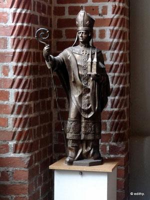 Statue in der Diele