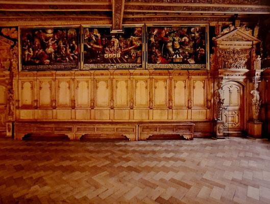 Malereien in der Großen Ratsstube