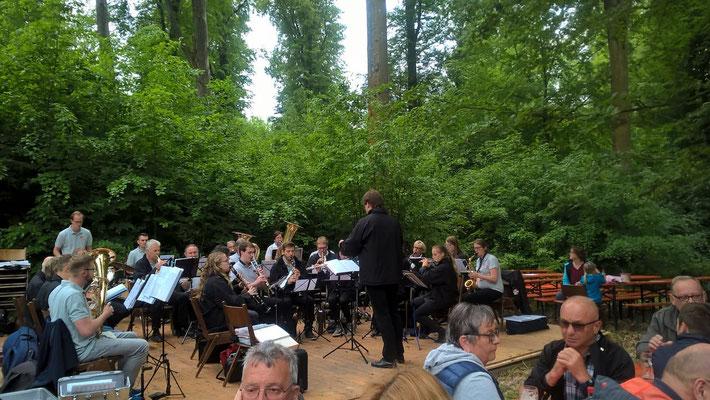 Waldfest Kirchhausen