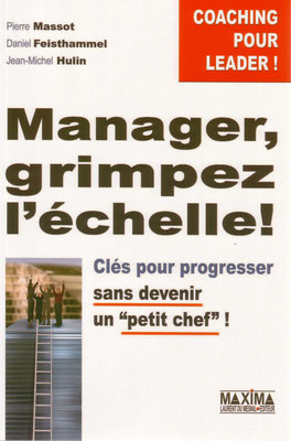 Coaching de leaders - Managers, grimpez l'échelle !