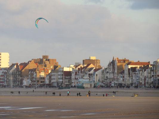Dunkerque mit Charlotte