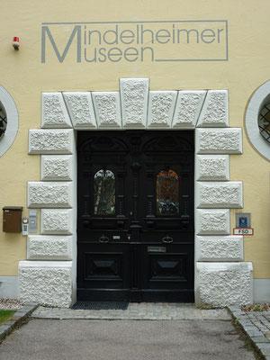 Museen im Colleg  der Stadt Mindelheim