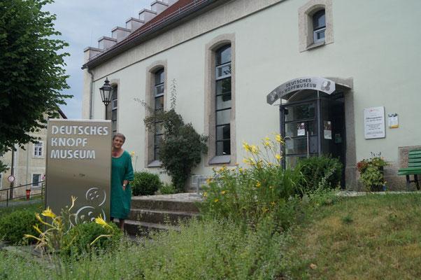 Jutta Kohlbeck / Deutsches Knopfmuseum Bärnau