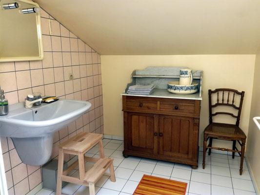 Salle de bain, Au clos des Varnelles en Meuse - Entre Marne, Aube et Haute-Marne
