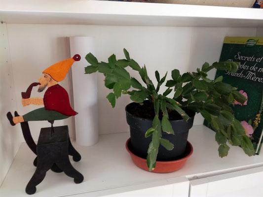 Quelques objets  de décoration.