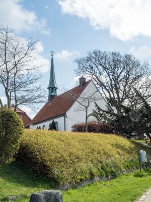 Kirche Maasholm