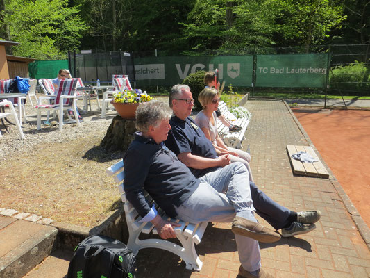 07.05.2016  / Midcourt Jungen /  TC Bad Lauterberg 2 - TC Seeburg :  3-0