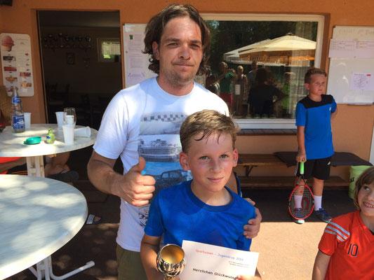 Lukas Tichy – Platz 1