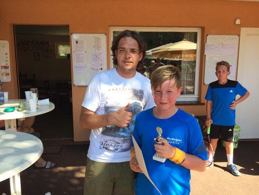 Neal Liebau – Platz 2