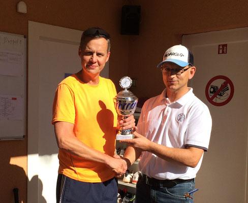 Einzel - Platz 3 : Rolf Lange