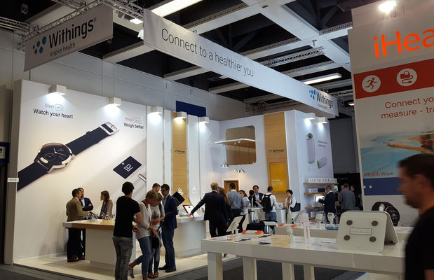 Withings Stand IFA
