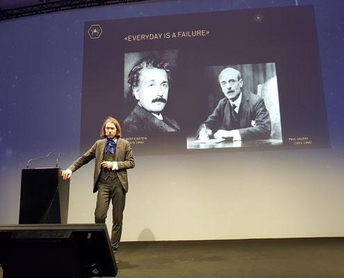 Cédric Villani - La naissance d'une idée - USI