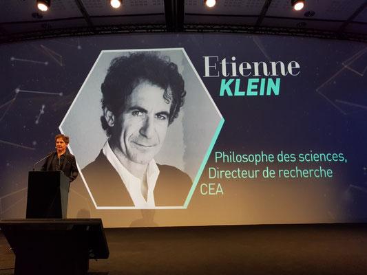 Etienne Klein - Einstein ou l'art de dépasser les limites du monde - USI