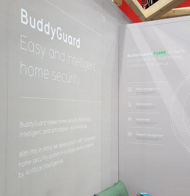 BuddyGuard Système de sécurité
