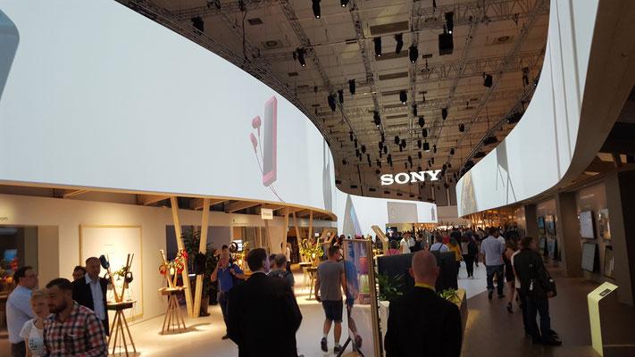 Sony - Stand IFA Berlin