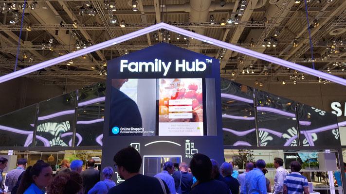IFA Berlin - Samsung Family Hub