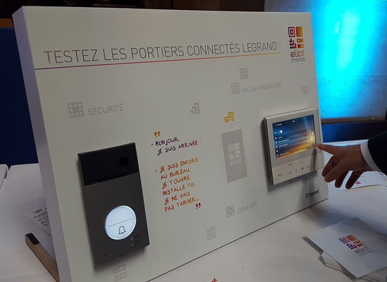 CES Unveiled Paris -  Legrand Eliot