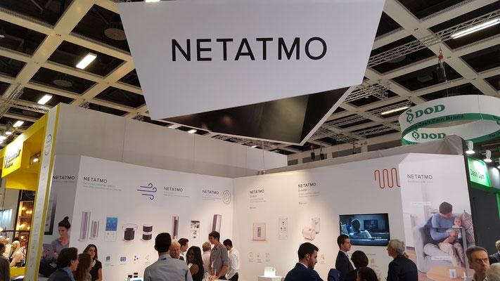 Netatmo Stand IFA
