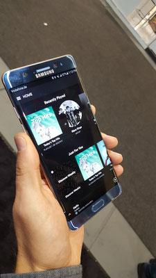 Logitech - Avec Google Now - Recherche d'un chanteur - Application pour voiture connectée