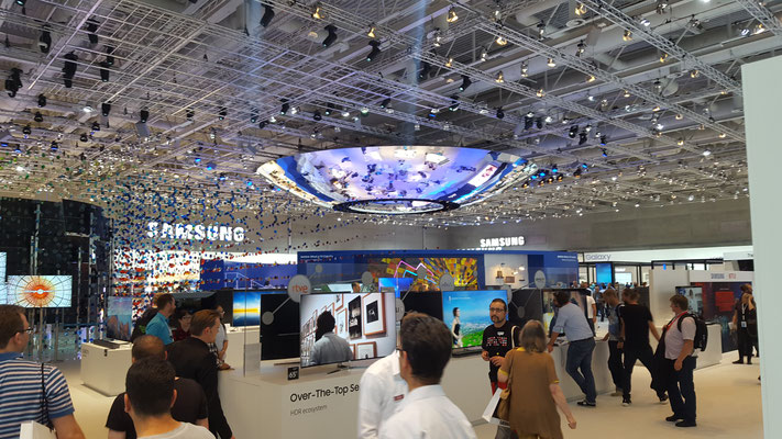 Samsung - Stand IFA Berlin