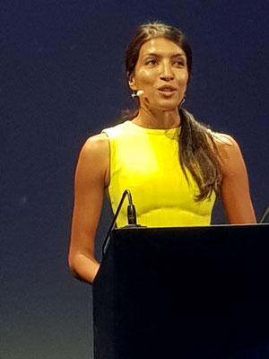 Leila Janah - SamaSource -  USI