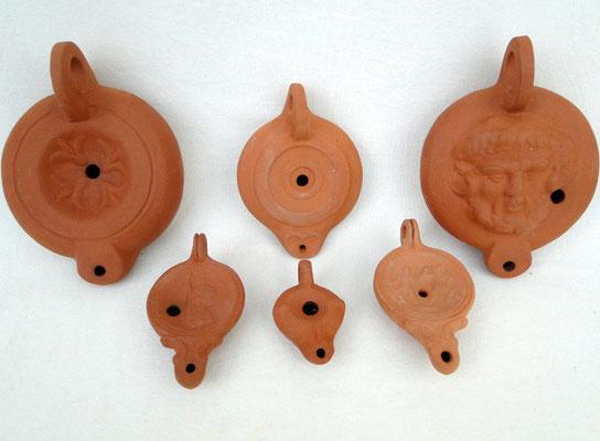 Blume, Lucerna, Jupiter, Minerva, Mini, Gladiator