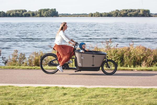Lastenrad Förderung in München - jetzt beantragen