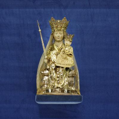 Marienstatue mit dem Jesuskind - Die liebe Frau von Wietmarschen