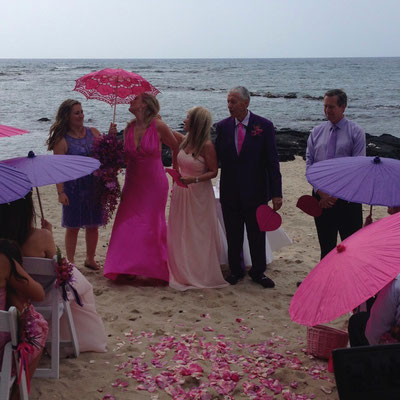 Hawaii - Hochzeit