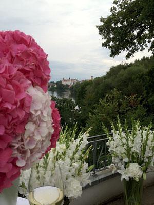 Schloss - Hochzeit
