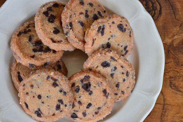 クッキーチョコ