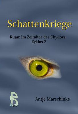Schattenkriege, 1. Auflage