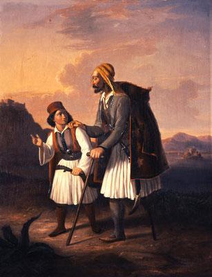 Τυφλός τραυματίας, (1850)