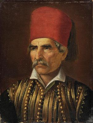 Προσωπογραφία του Κολοκοτρώνη