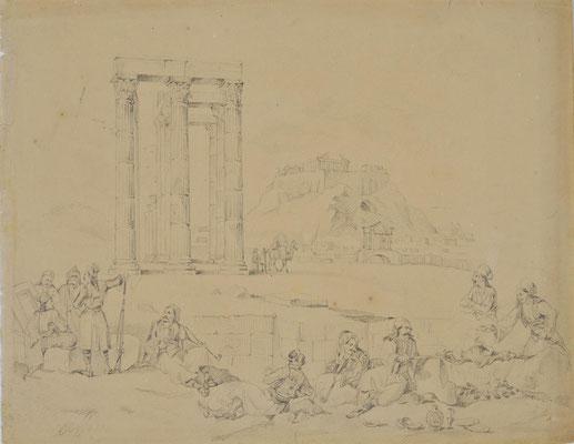 Εορτή στους στύλους του Ολυμπίου Διός