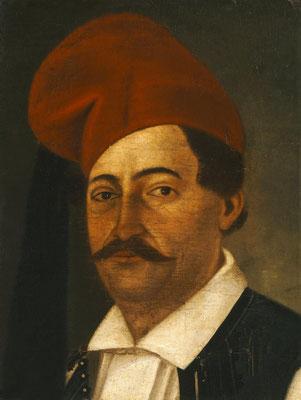 Προσωπογραφία του γιου του Ανδρούτσου