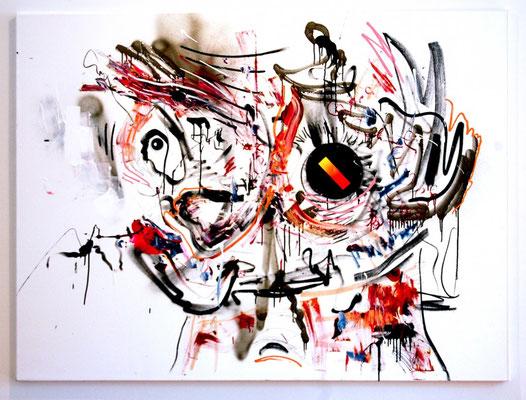 MARC JUNG - Ein gemachter Mann wie Lilo Wanders, 2015 © the artist