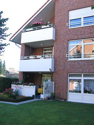 Schillerring, 30 Betreute Seniorenwohnungen und 1 Hausmeisterwohnung