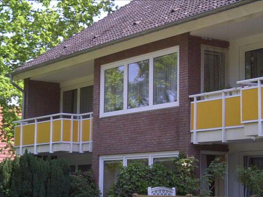 Waldstraße, 40 Geschosswohnungen