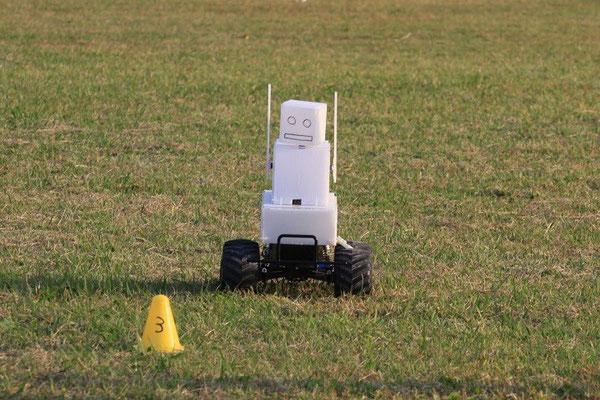 準優勝「ロボット・インフィニティ2015」
