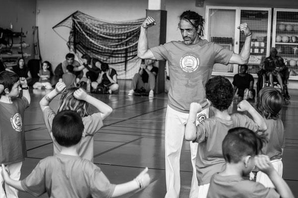 cours de capoeira à toulouse pour enfant