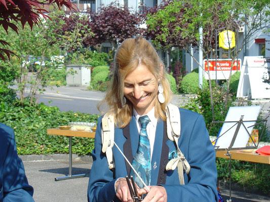 Carolina Ammann; Erstkommunion 1. Mai 2011 Katholische Kirche Kölliken