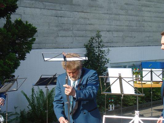 Lui Huber; Erstkommunion 1. Mai 2011 katholische Kirche Kölliken