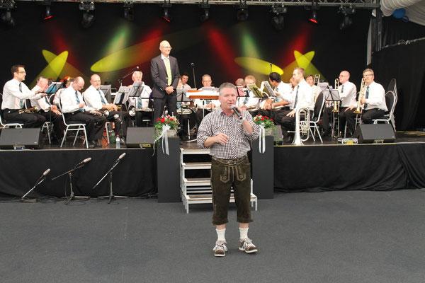Thomas di Lago; Bärenfest 3. Mai 2015 Kölliken