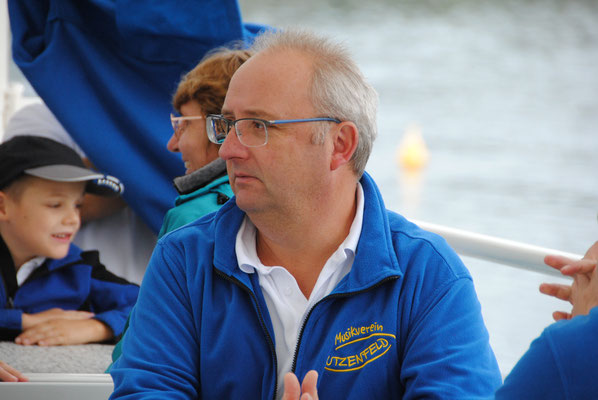 Ausflug mit dem MVU 22. September 2019; Schifffahrt auf dem Schluchsee; Peter Kaiser